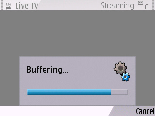 Buffering problems